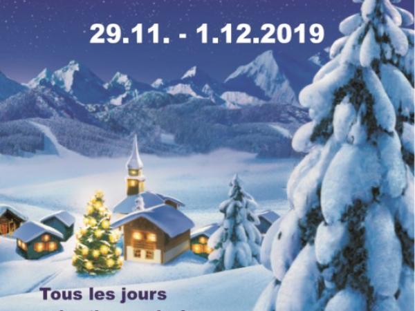 Marché de Noël 2019